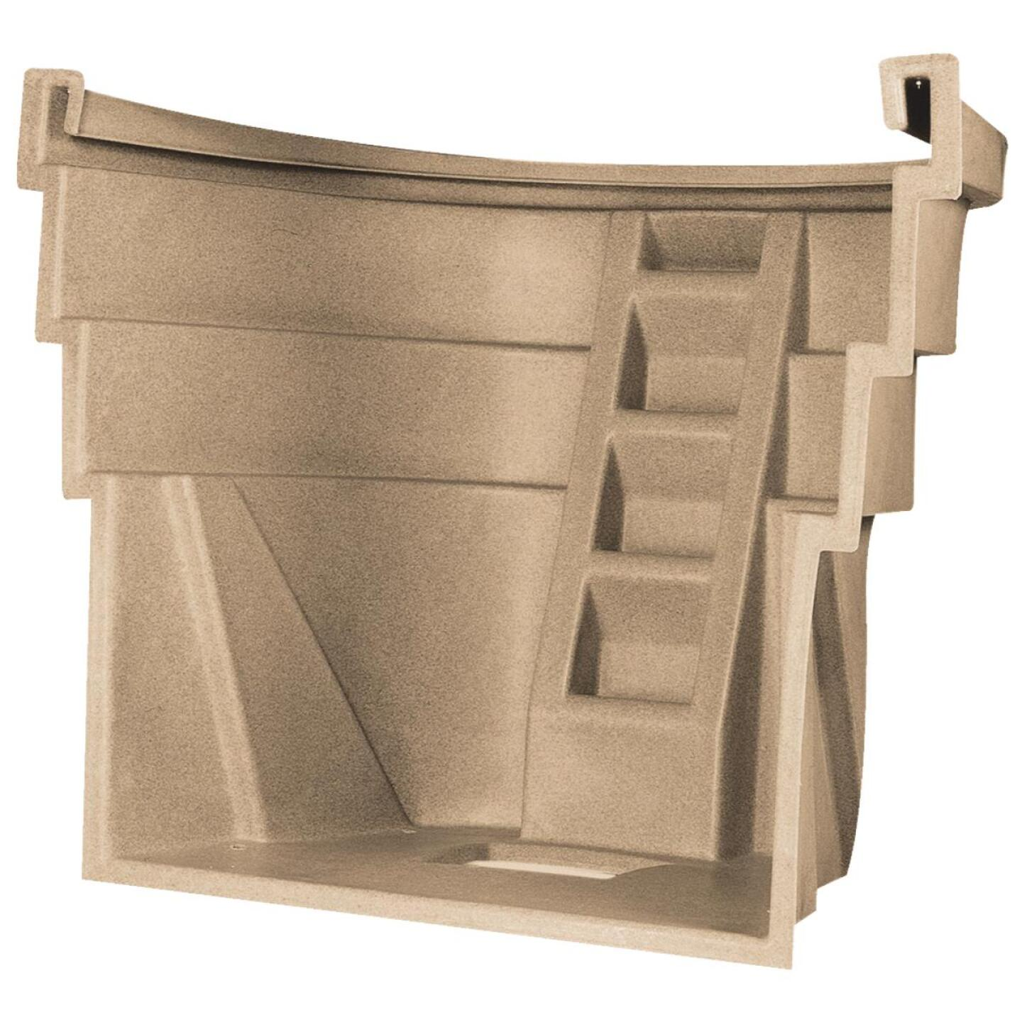 Wellcraft 60 In. x 48 In. Egress UV-Protected Polyethylene Sandstone Window Well Image 1