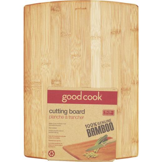 Goodcook 10 In. x 14 In. Bamboo Cutting Board