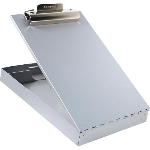 Saunders Redi-Rite Letter Size Recycled Aluminum 1 In. Storage Clipboard